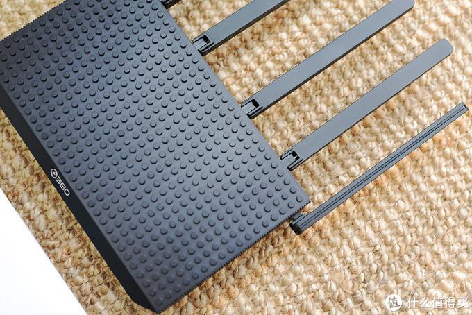 360拉上乐高,防火墙路由器5 Pro 秀出不同的防火墙积木艺术