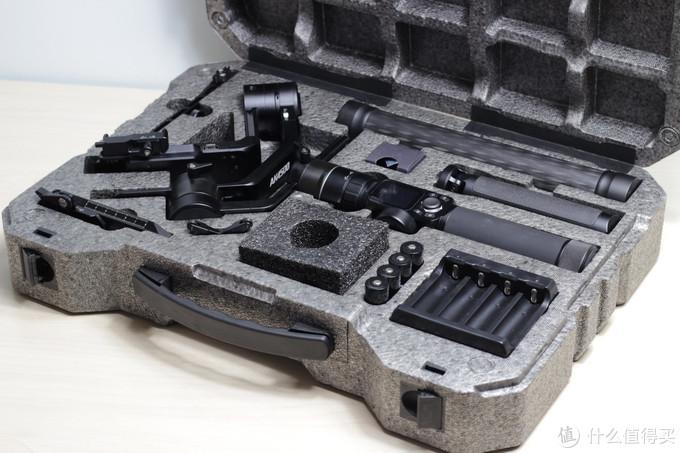 性能怪兽,无需负重----飞宇AK4500旗舰级稳定器体验