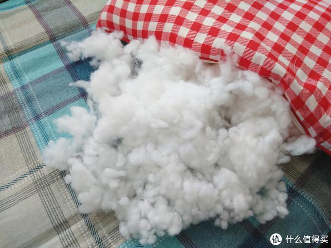 单位采购的纤维枕