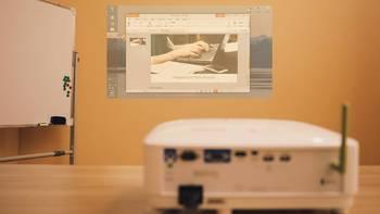 BenQ E580T 投影机使用总结(投屏|亮度|系统|音质|连接)