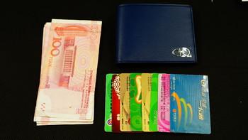 菲拉格慕 Gancin系列 男士双折钱包使用总结(厚度|卡槽)
