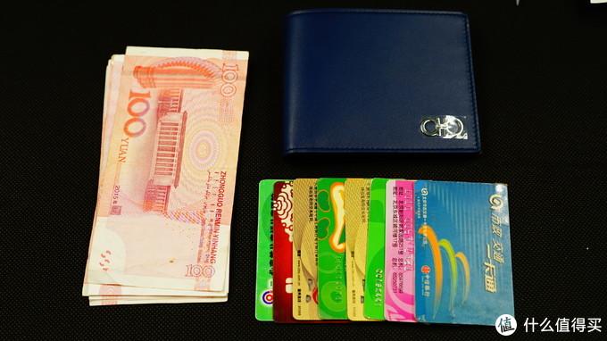 第一次买这个品牌:SALVATORE FERRAGAMO 菲拉格慕 Gancin系列 男士双折钱包