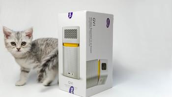 口袋影音明基GV1智能微投开箱展示(按钮|指示灯|机身|镜头)