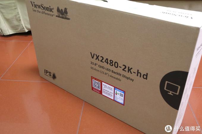 该有的都有了,还要什么自行车?优派VX2480-2K-HD