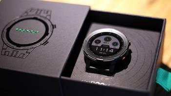 咕咚运动手表X3包装展示(屏幕|表盘|配色|表带|按键)
