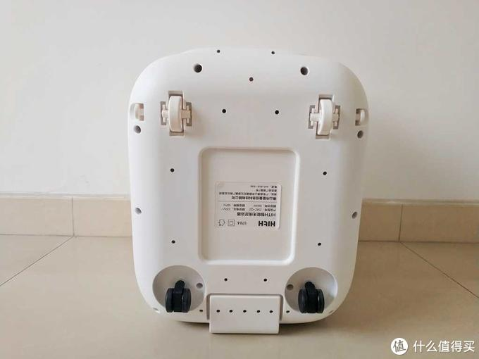私家足浴师--HITH ZMZ-Q2 智能无线足浴器体验