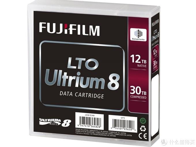 30TB容量、50年可靠性:FUJITSU 富士通 发布 LTO Ultrium8 数据备份磁带