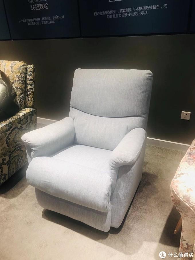 不瞒你说,这个功能沙发就是买来给我老爸吹牛的