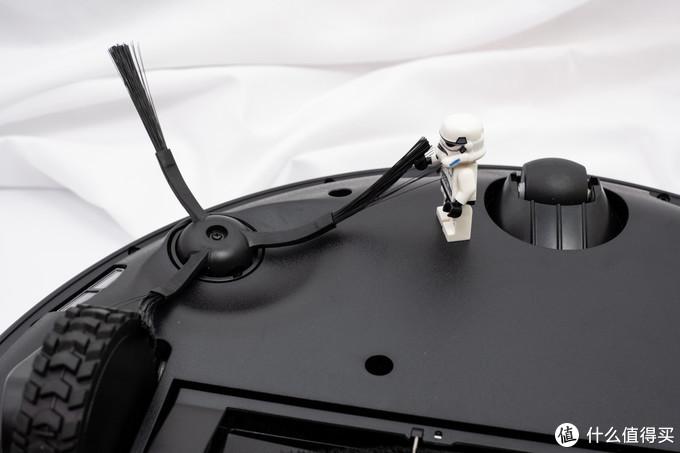 一机搞定全屋的卫生清洁大清扫,拯救我脱离痛苦的拖地累活:360扫地机器人T90