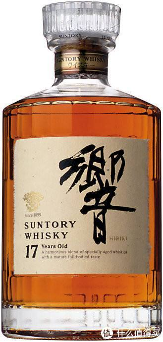 """老版的Hibiki 17yo,在since1899上面有个标记,被称为""""金花"""""""