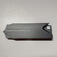利民M.2散热器包装细节(主板|显卡槽|热气孔|底座)