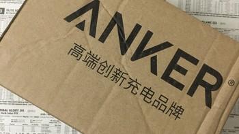 ANKER A2322双口A+C大功率60W充电器外观展示(本体|充电器|外壳|面板|充电口)