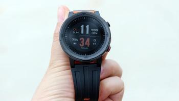 咕咚运动手表X3细节展示(表盘|表柄|表带)