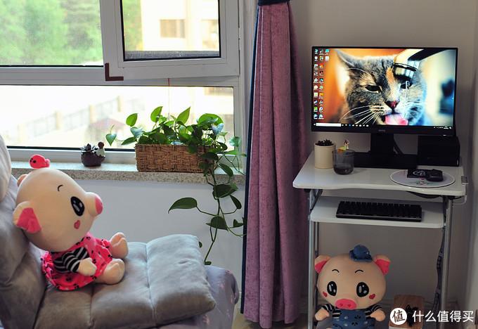 入手M9PeGn固态完成卧室主机最后的拼图,顺便晒晒桌面环境