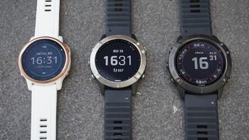 Garmin佳明年度旗舰新品Fenix6智能手表细节展示(表盘|表柄|表带)