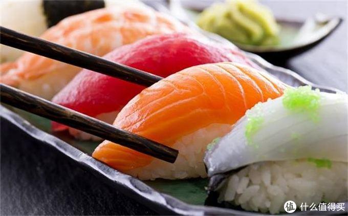 日本传统吃寿司之法