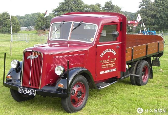 民用版的欧宝闪电2.5吨卡车
