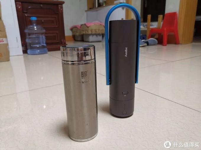 谁说好看就是花瓶?——AutoBot V2 Pro便携吸尘器