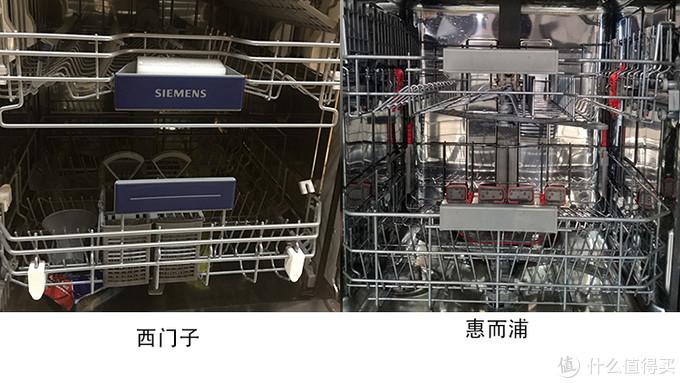 西门子洗碗机01JC开箱和自家洗碗机对比,这两款洗碗机对比是平分秋色还是各有千秋?