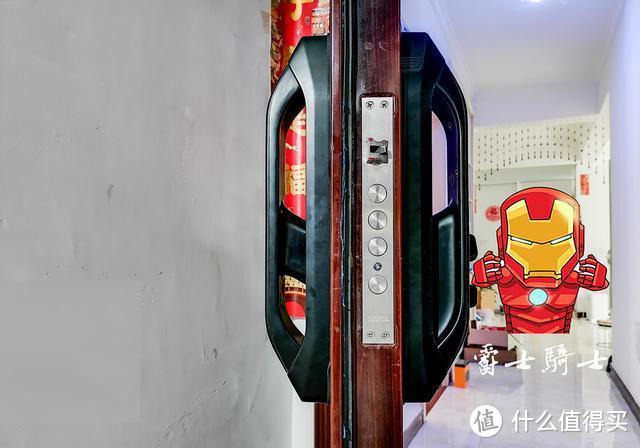 不用指纹、不用钥匙,在门口站一下自动开门:德施曼小嘀R5智能锁