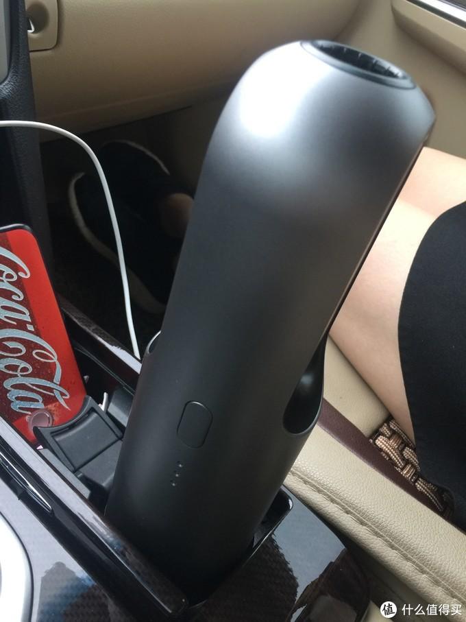 车内保洁好帮手,EraClean艾瑞克林 车载无线吸尘器