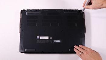 宏碁掠夺者刀锋900笔记本电脑配置体验(界面|设置|转速|进风栅格)