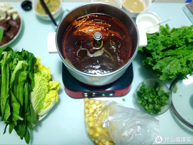 天凉了,又该吃火锅了,也许生活就该酱紫,臻米智能升降火锅体验