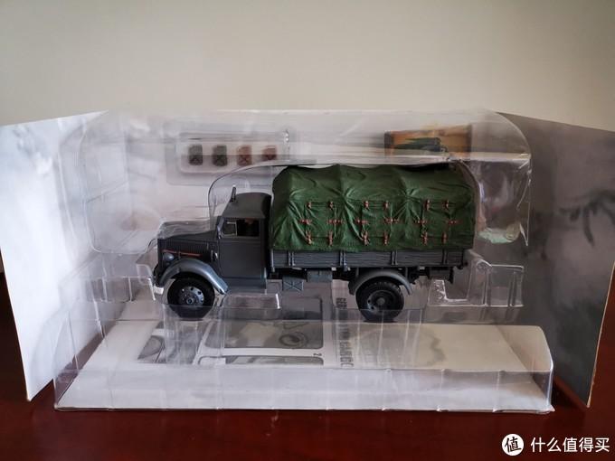 "FOV 1:32 欧宝""闪电""3吨卡车"