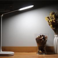 创维悦目LED台灯细节展示(灯面|转轴|灯臂|底座|按键)