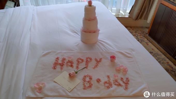 生日布置(不知道为什么是粉色的。。。)
