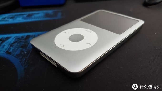 为情怀折腾 ipod classic 换tf卡 (更换大电池和TF篇)