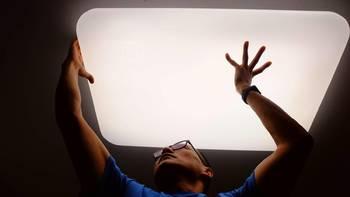 初心PRO吸顶灯APP体验(灵敏度|语音|遥控器)