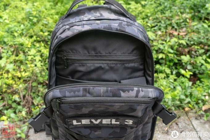 90分 Level3 三级战术双肩包开箱及简单体验
