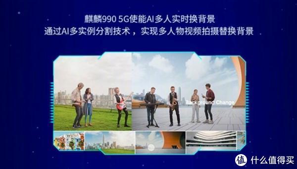 麒麟990支持视频像素级抠图 LCD和AMOLED屏到底谁好
