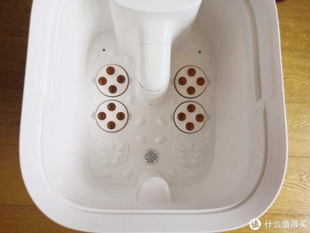 小米有品又添加新成员,HITH智能无线足浴器让洗脚也智能