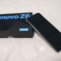 联想Z6手机外观展示(全面屏|后盖|边框)