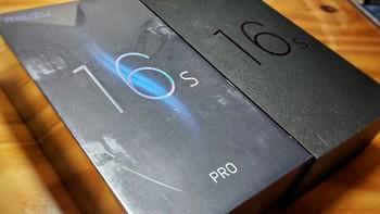魅族 16s Pro手机外观展示(数据线|logo)