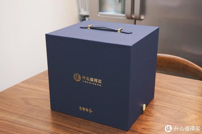 """贪玩揽月?值得买 x 长安东市 """"扶摇揽月""""中秋礼盒 开箱"""