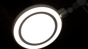 孩视宝智慧双光源台灯使用感受(光照|光线|无频闪)