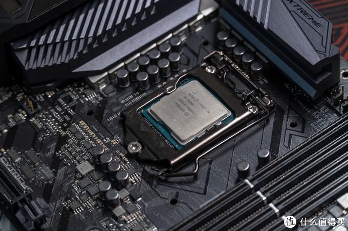 i9 9900K + ROG Maximus XI Extreme