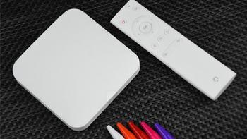MIFON电视盒子外观展示(指示灯|接口|开关|散热孔)