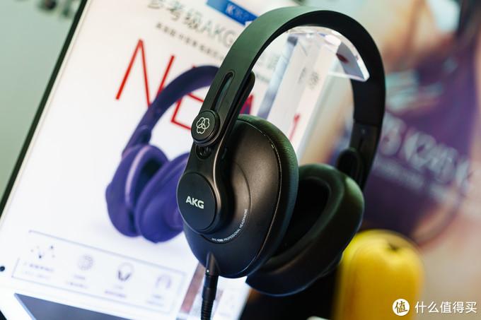 经典梅花标再现江湖:AKG 爱科技 发布 K361、K371头戴式便携耳机