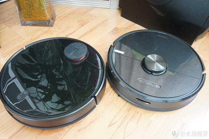 万字长文详细测评:米家 新一代拖扫机器人 VS 石头 T6 拖扫机