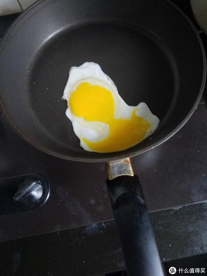 煎蛋效果不错