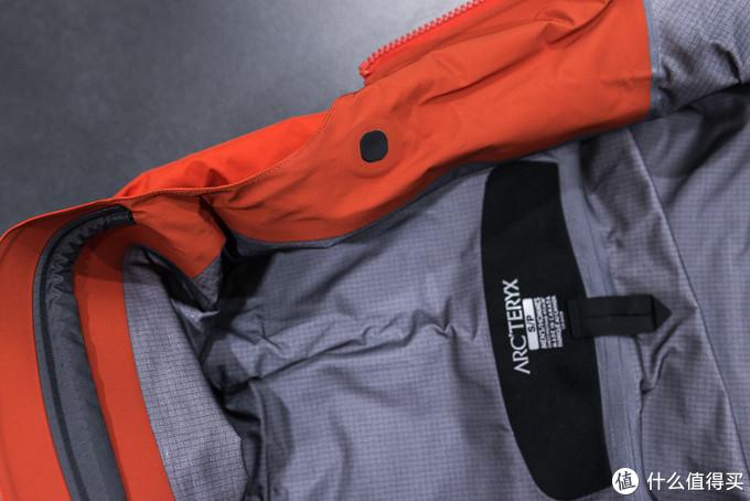 始祖鸟旗舰级冲锋衣ALPHA SV(一波三折)