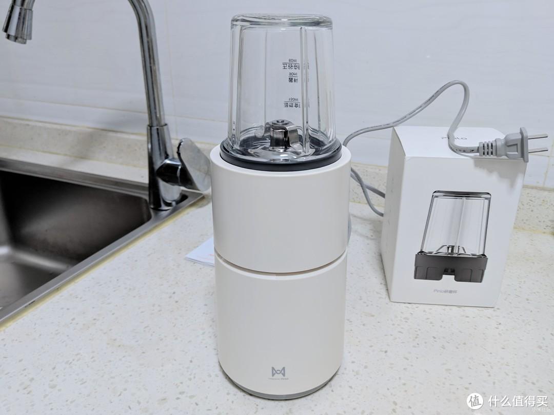 Pinlo搅拌料理机研磨杯 初体验
