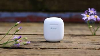 360PlayBuds真无线蓝牙耳机开箱展示(耳塞|接口|按键)