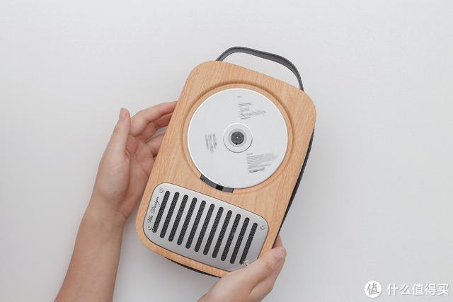 带着旧时光的呼唤,抚慰你伤口——巫单曲人生壁挂式CD机初体验