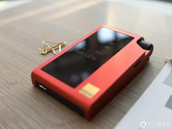 好看又好听的HiFi音乐播放器:HIFIMAN R2R2000红衣太子评测