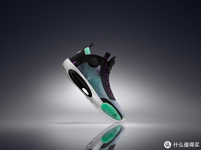 史上最轻AJ正代:AIR JORDAN XXXIV 篮球鞋 正式发布